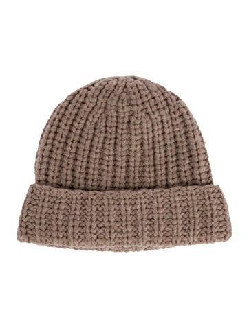 AQUA Wool Knit Beanie None