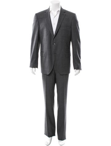 ARI Virgin Wool Suit w/ Tags None