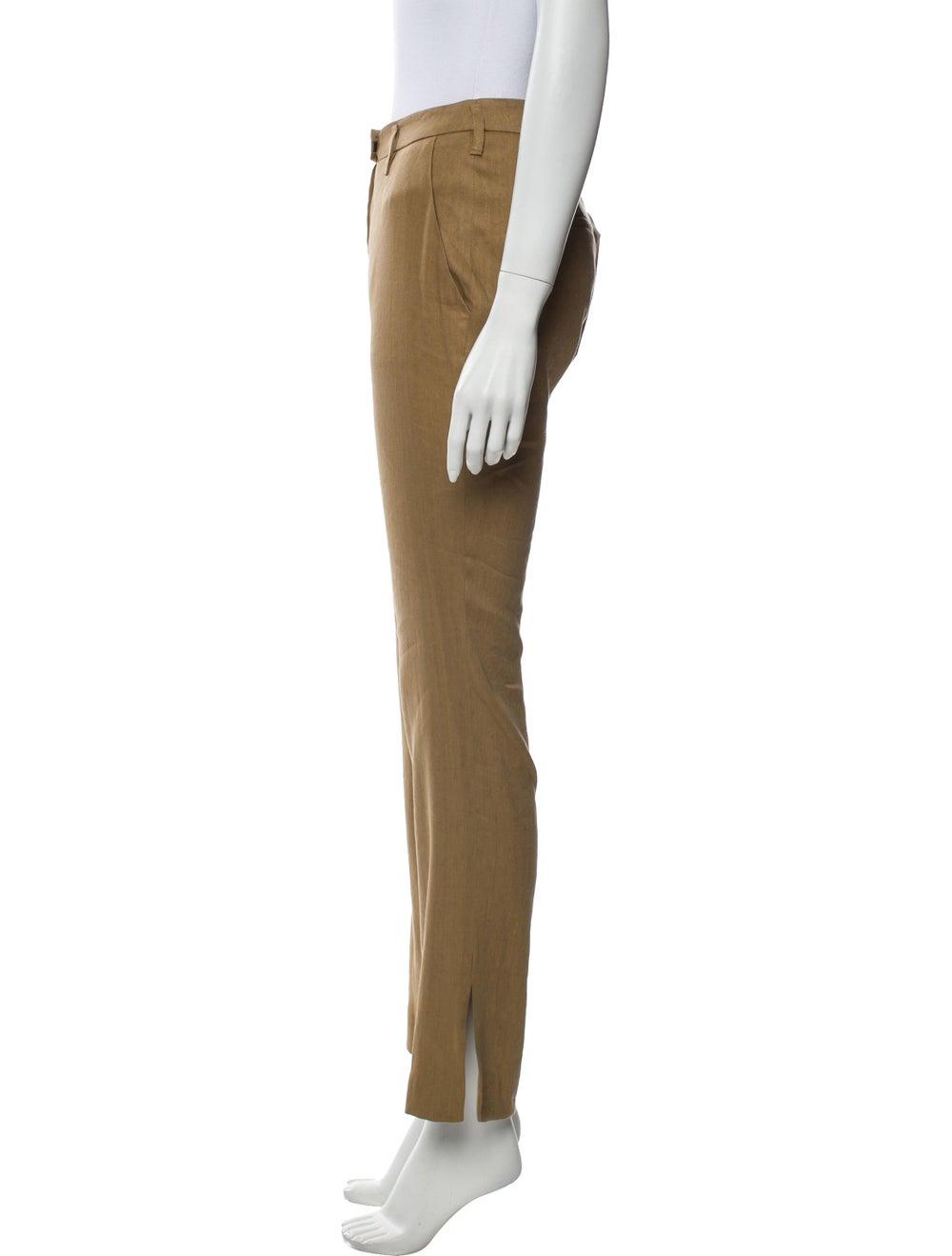 Arjé Vintage Flared Pants Brown - image 2