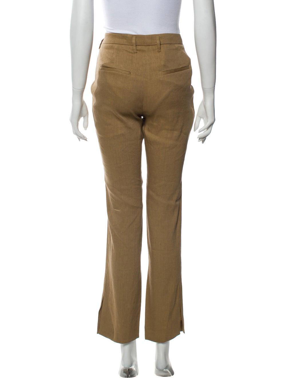 Arjé Vintage Flared Pants Brown - image 3