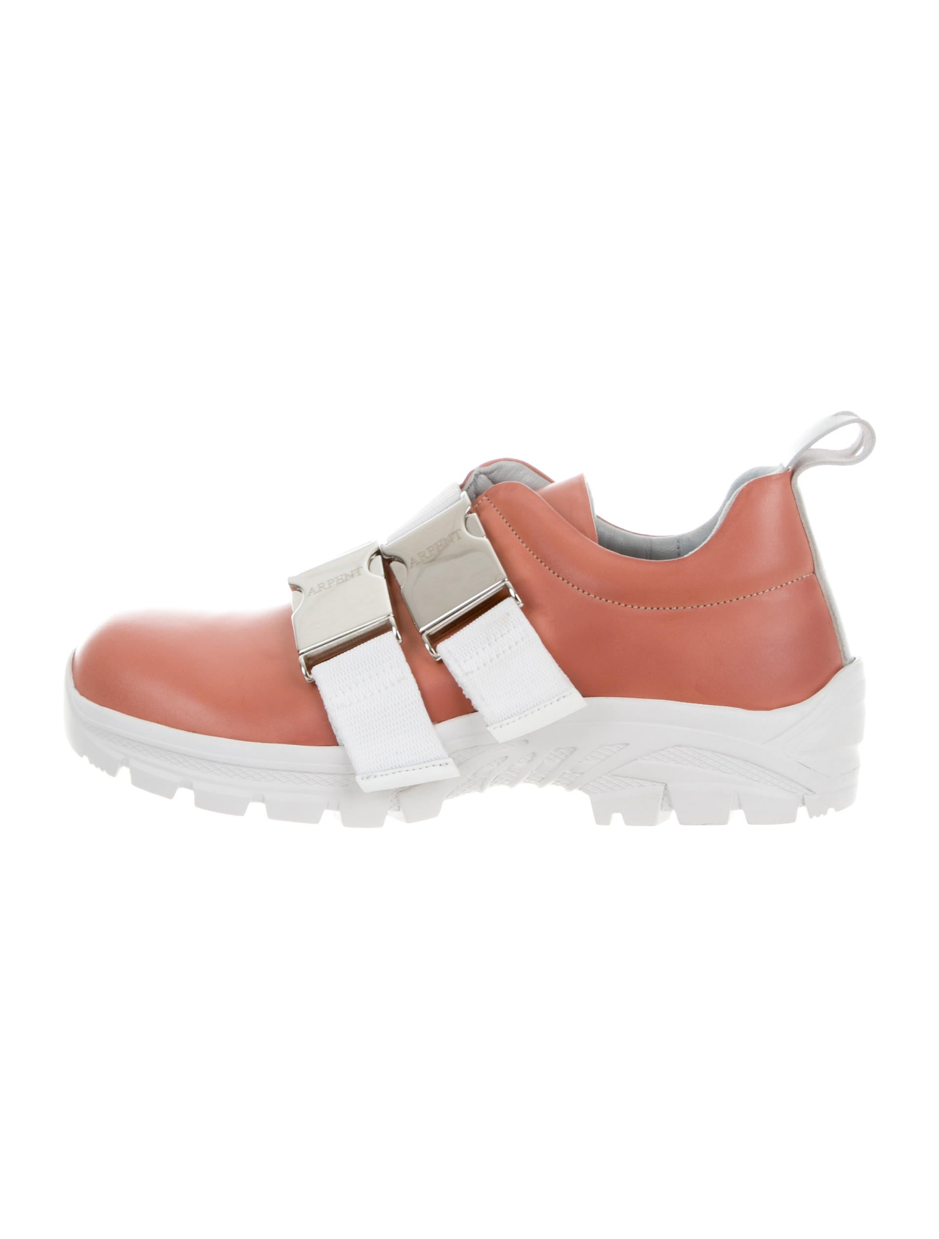 Arpent Nursa Leather Sneakers limited edition cheap price sale reliable pt10R