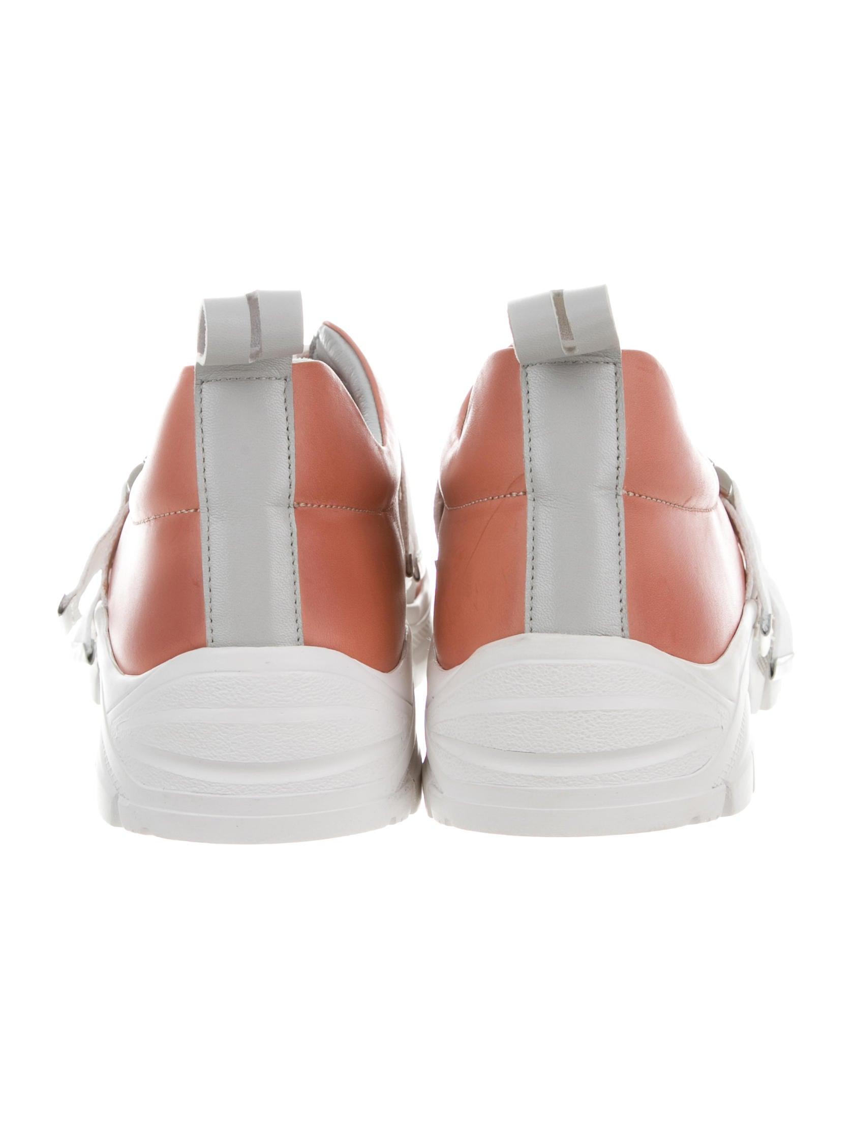Arpent Nursa Leather Sneakers cheap sale fake sast sale online wholesale price cheap online hqaxh