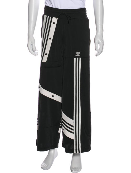 Adidas x Daniëlle Cathari Striped Wide Leg Pants B