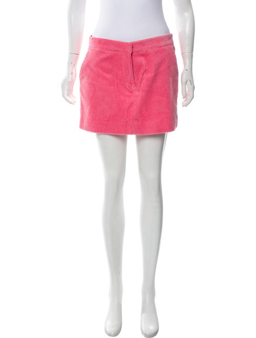 Ashley Williams Mini Skirt Pink
