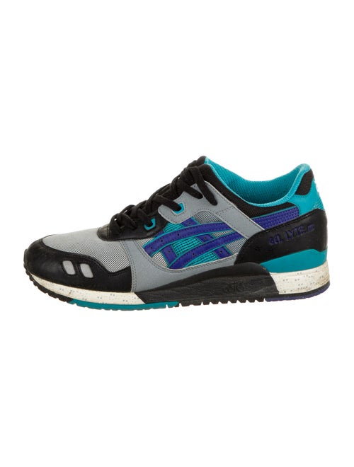 Asics Asics Gel Lyte III Athletic Sneakers Black