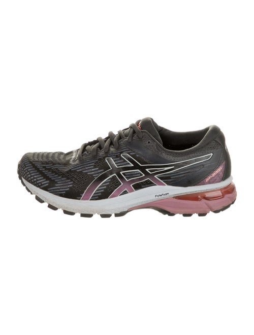 Asics Athletic Sneakers Grey