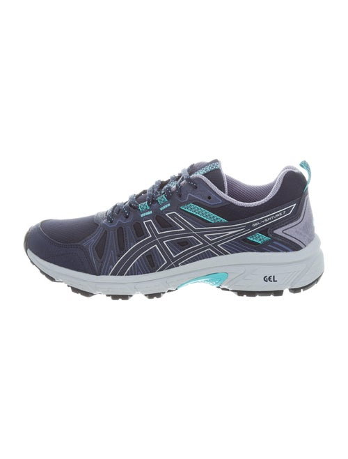 Asics Athletic Sneakers Blue
