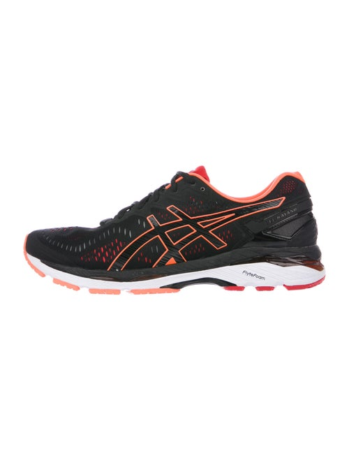 Asics Gel-Kayano Athletic Sneakers Black