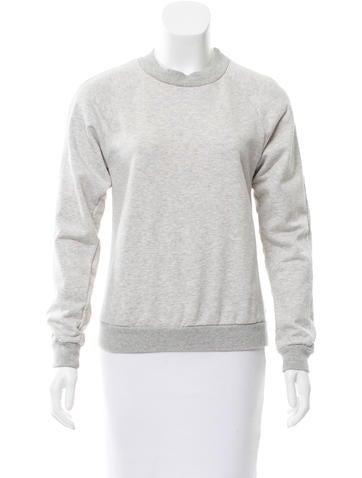 Atea Oceanie Crew Neck Pullover Top