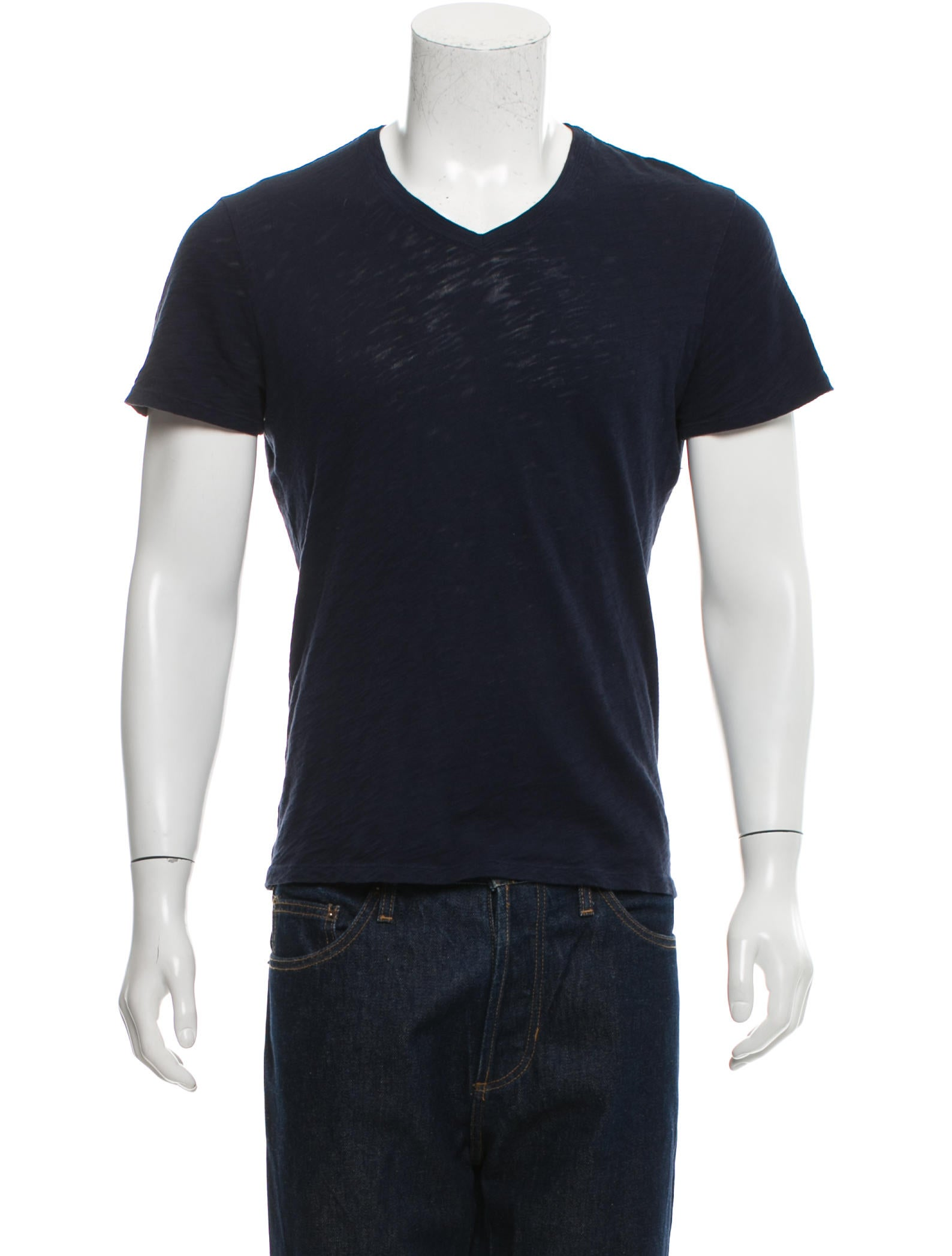 Atm v neck woven t shirt clothing watm220214 the Woven t shirt tags
