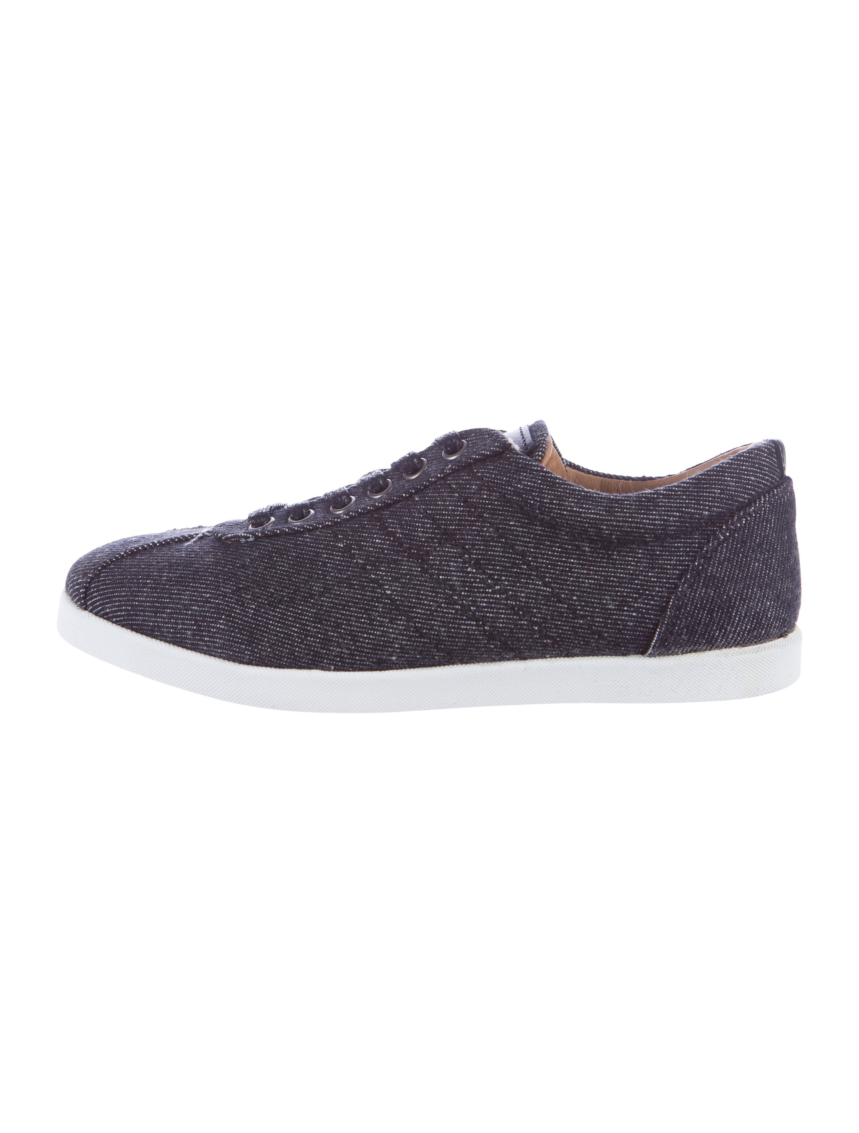 buy cheap order ATM Bleecker Denim Sneakers cheap 2015 new cheap shop offer extremely sale online clearance countdown package 2kLMF1N