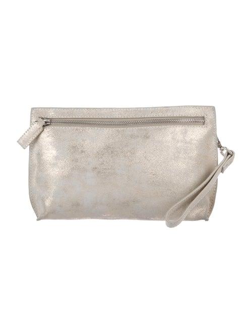 ATM Metallic Crossbody Bag Metallic