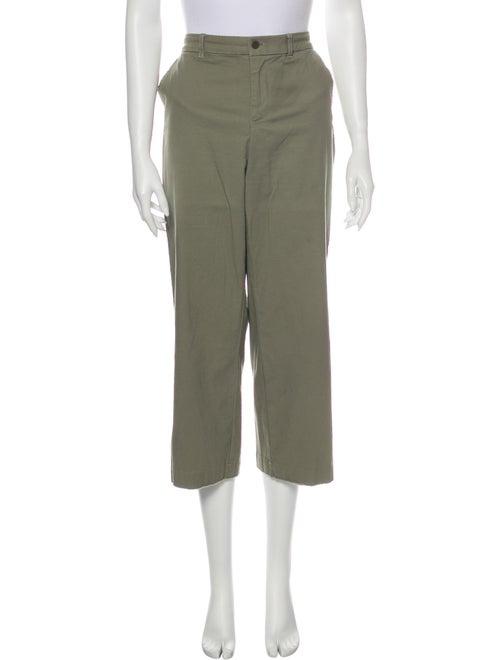 ATM Wide Leg Pants Green