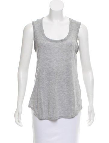 ATM Anthony Thomas Melillo Mélange Knit T-Shirt None