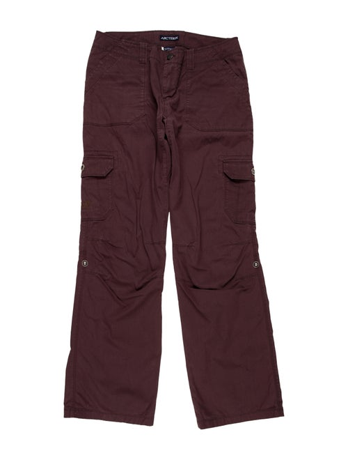 Arc'Teryx Woven Cargo Pants brown