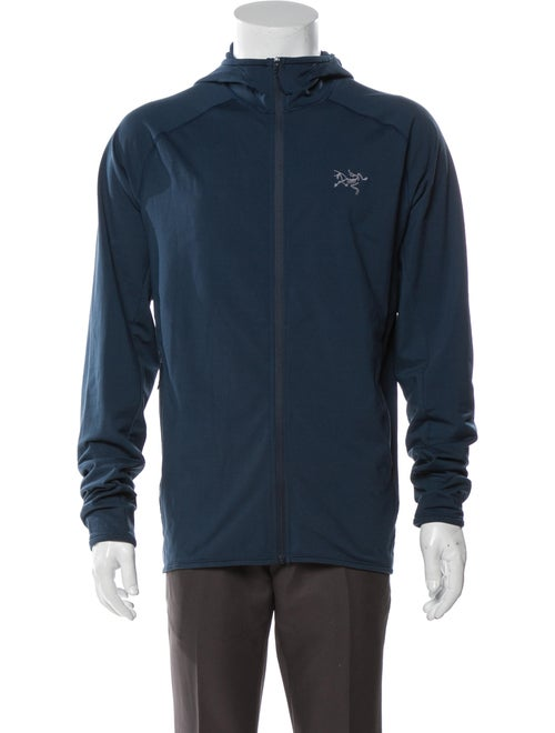 Arc'Teryx Graphic Print Jacket Blue