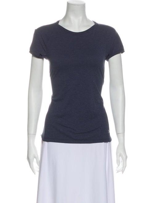 Arc'Teryx Crew Neck Short Sleeve T-Shirt Blue