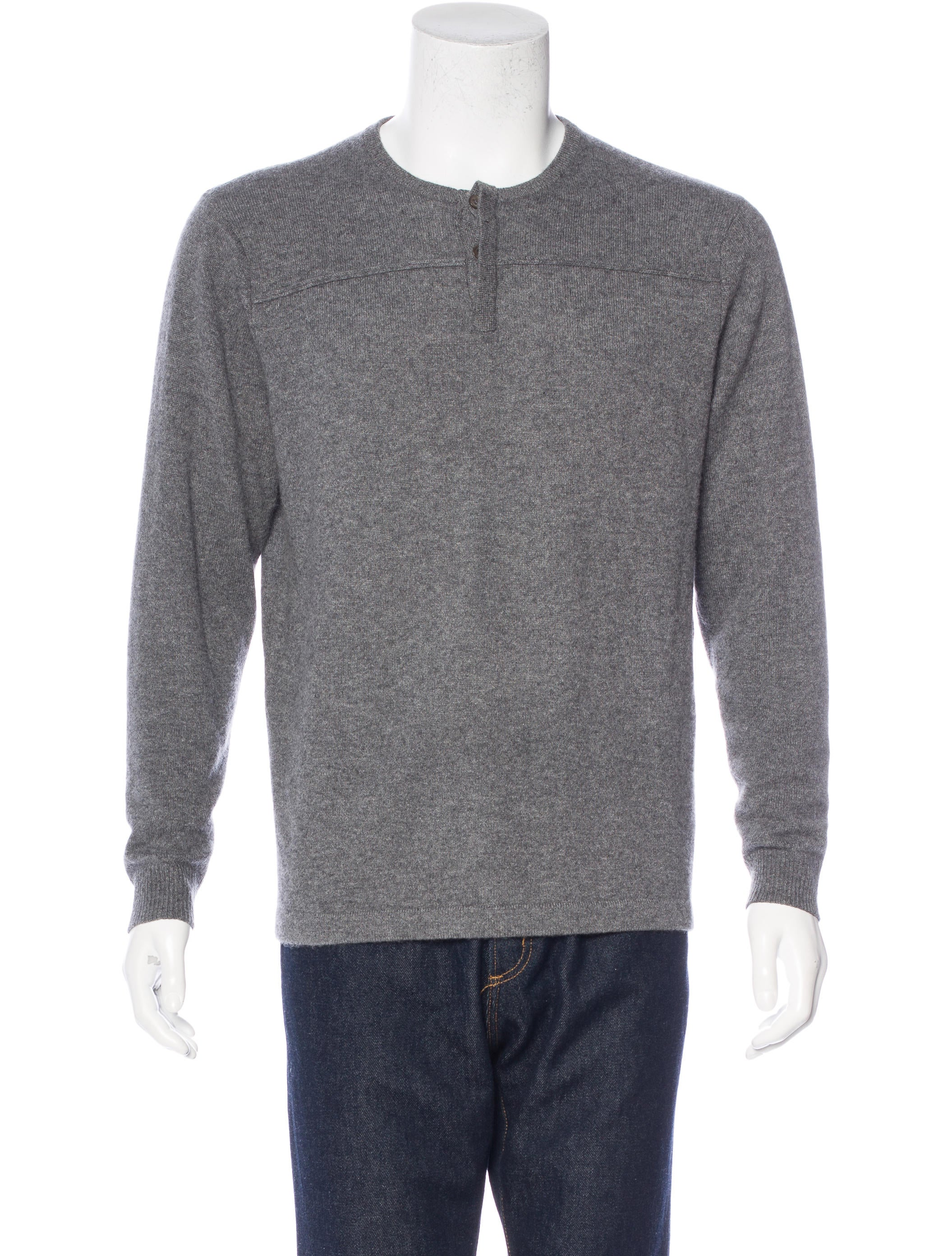 Shop from the world's largest selection and best deals for Henley Jumpers for Men. Free delivery and free returns on eBay Plus items.