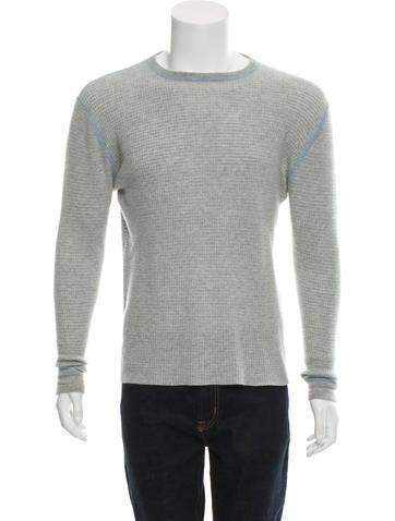 Autumn Cashmere Rib Knit Cashmere Sweater None