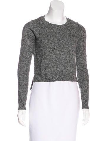 Autumn Cashmere Cashmere Long Sleeve Top None