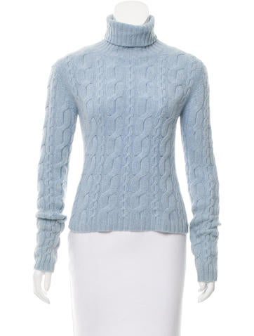 Autumn Cashmere Cashmere Cable Knit Sweater None