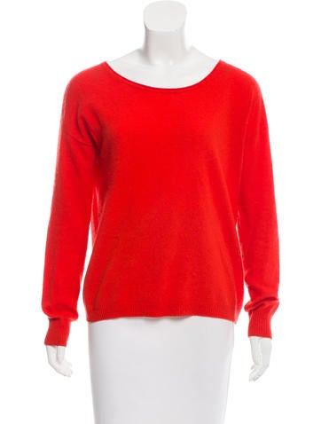 Autumn Cashmere Crew Neck Cashmere Sweater None