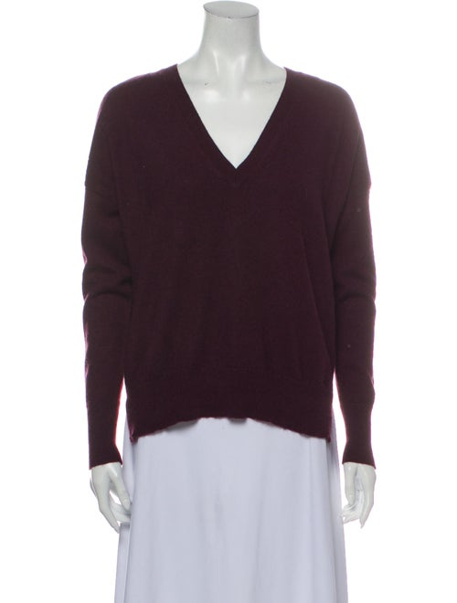 Autumn Cashmere Cashmere V-Neck Sweater