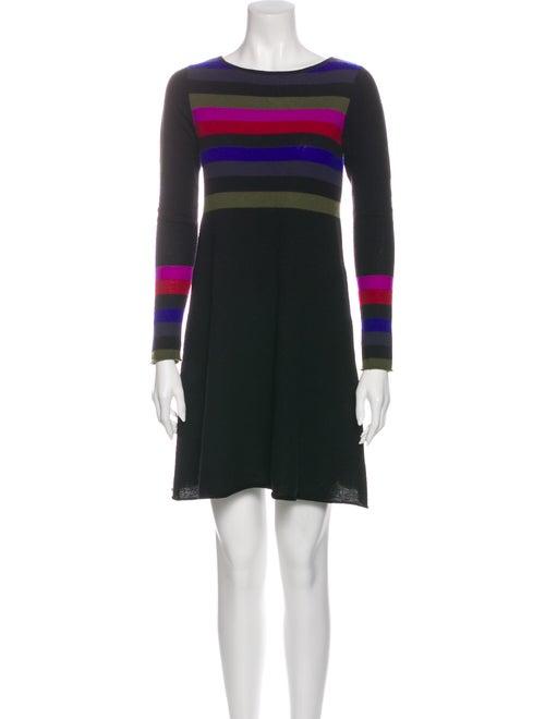 Autumn Cashmere Cashmere Mini Dress Black