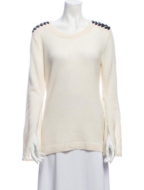 Autumn Cashmere Cashmere Scoop Neck Sweater