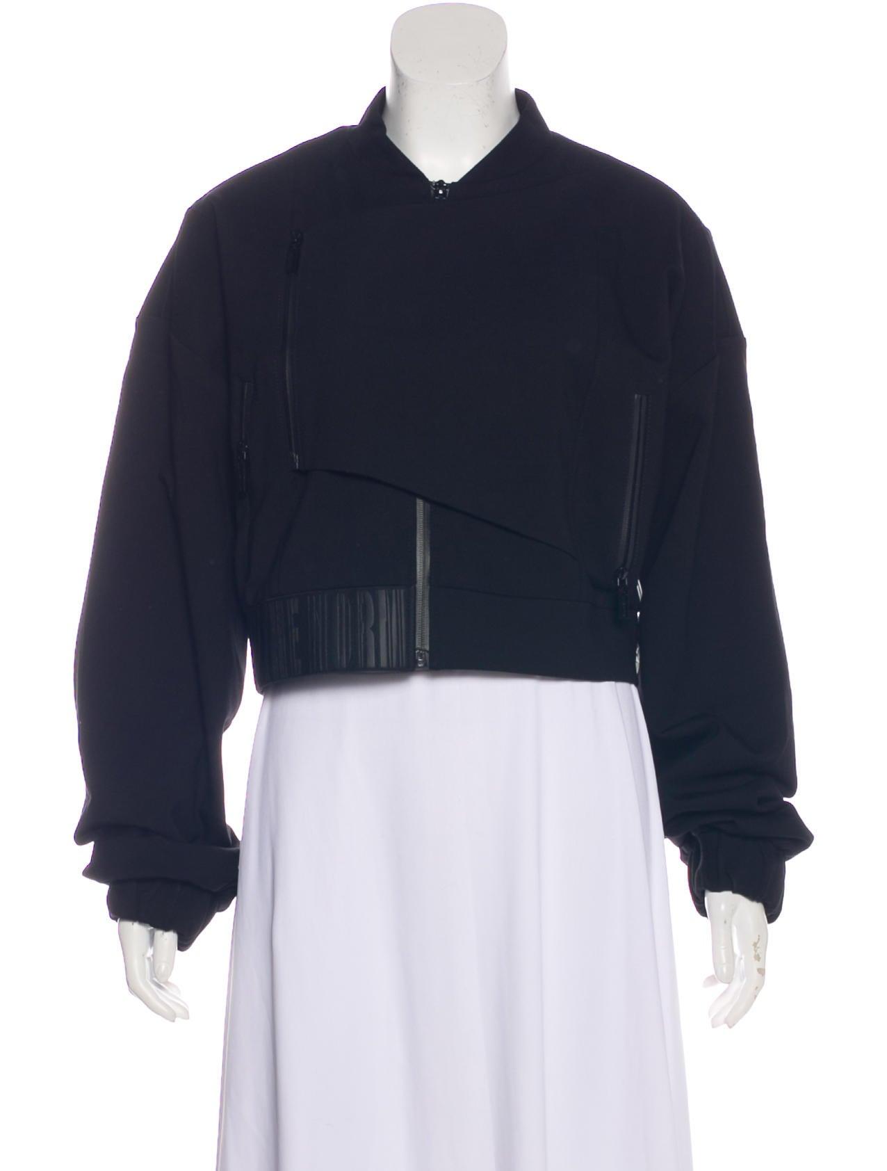 Audience Cropped Zip Up Sweatshirt W Tags Clothing Waudi20007