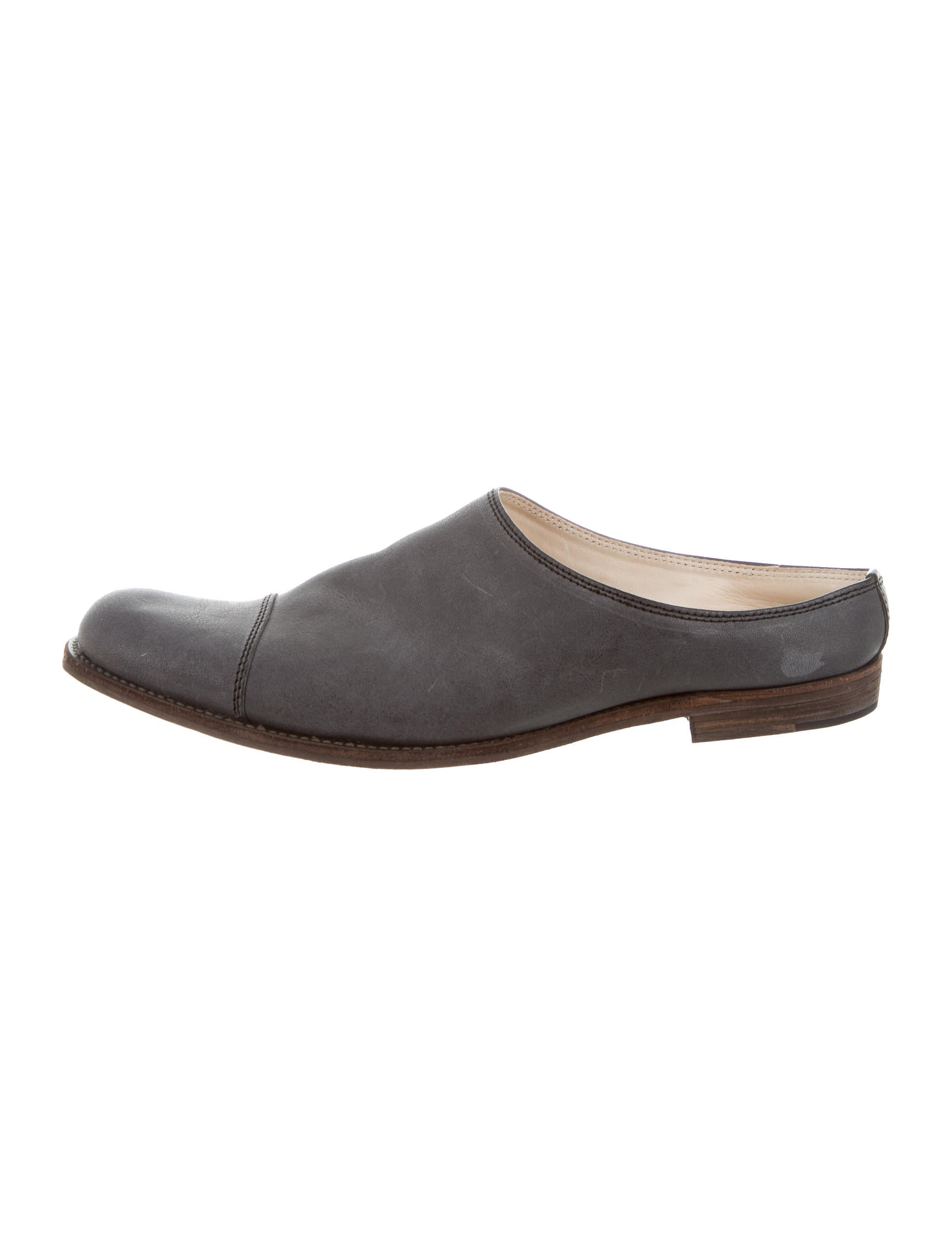 free shipping outlet locations Arts & Science Leather Round-Toe Mules w/ Tags outlet store buy cheap low price fee shipping discount limited edition discount classic szBRdsr1VI