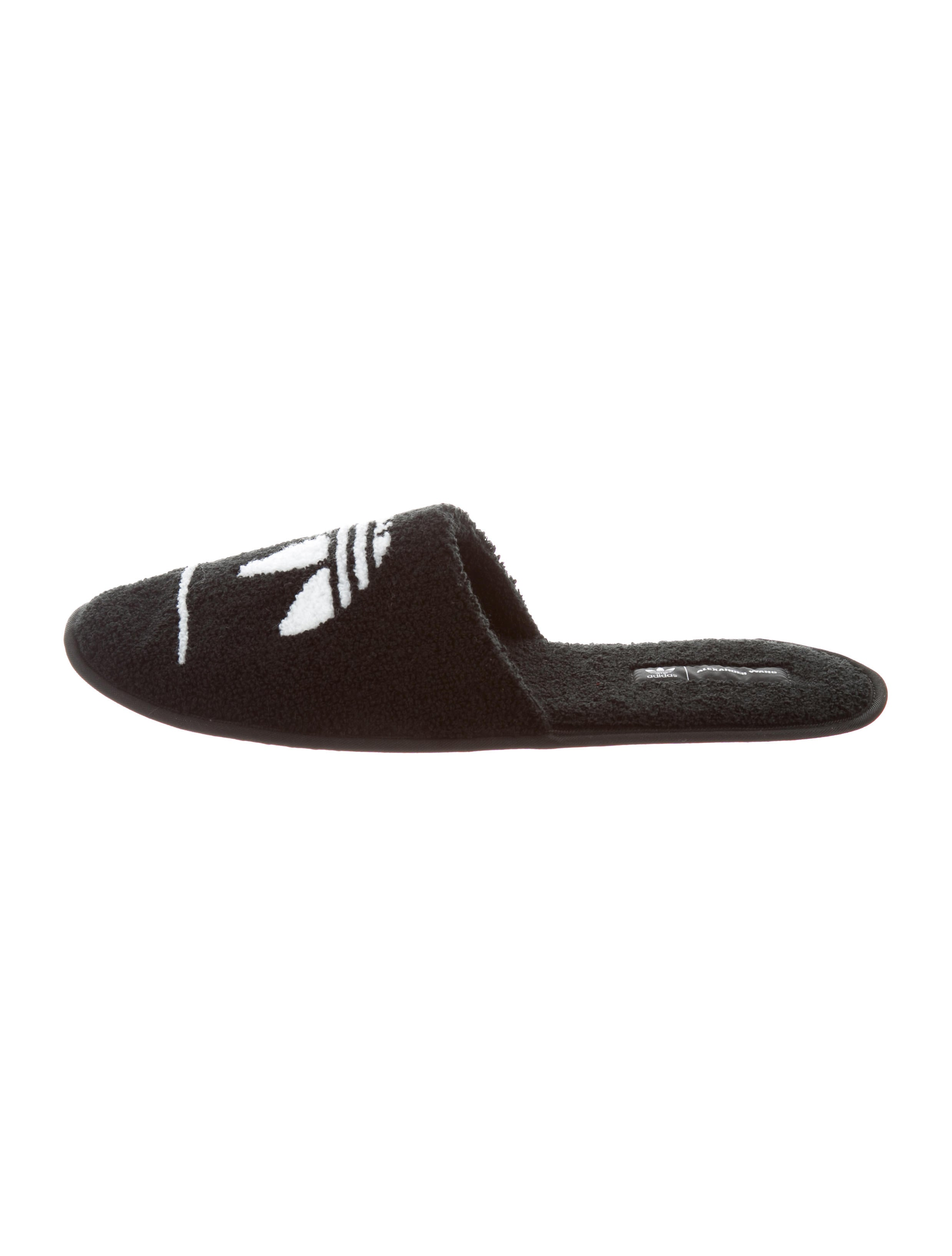 cheapest price sale online sale sneakernews Alexander Wang x Adidas Logo Slide Slippers w/ Tags UlLIneO