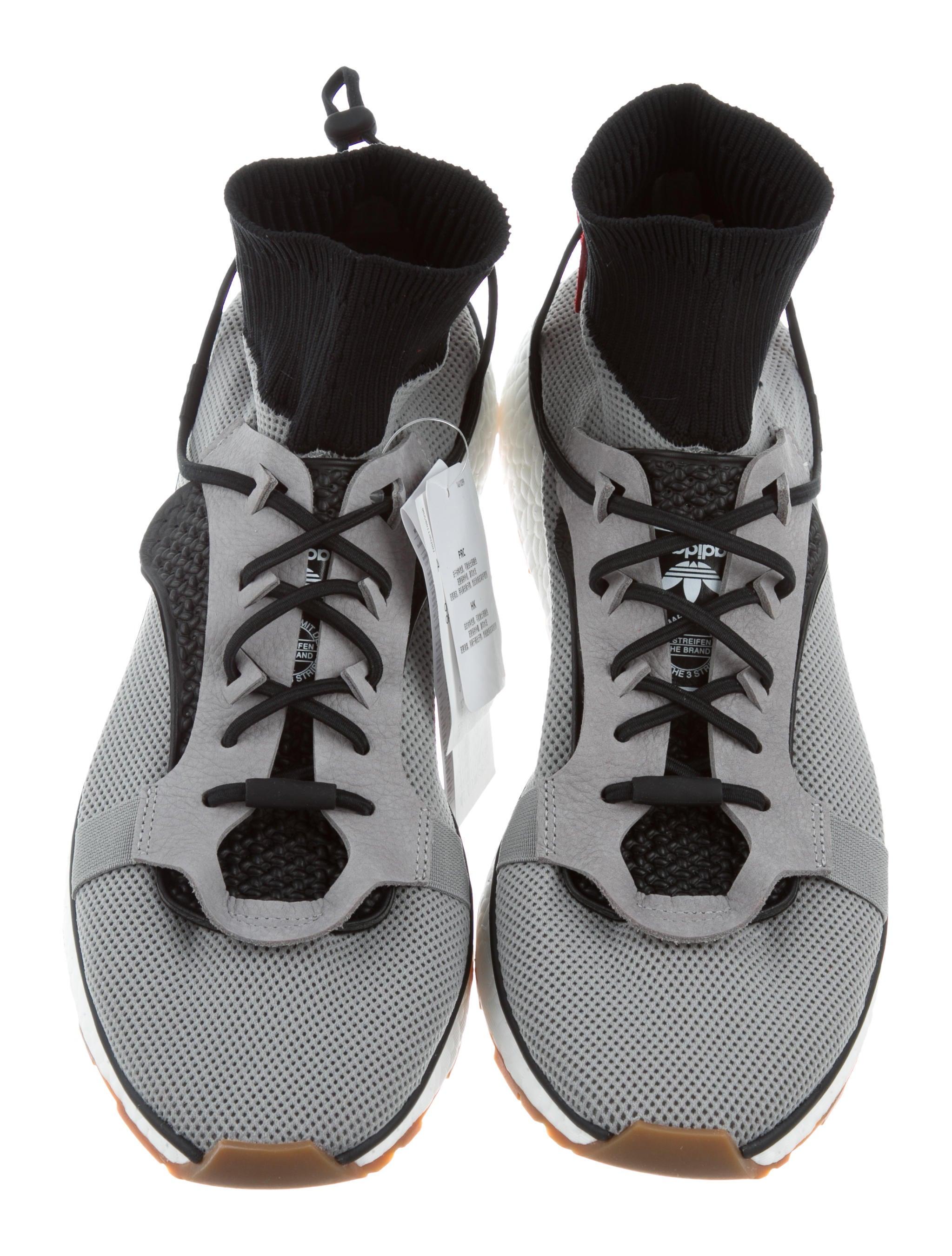 Alexander Wang X Adidas Aw Run Sock Sneakers W Tags