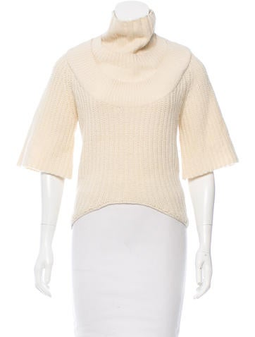 Adam Mohair Layered Sweater None