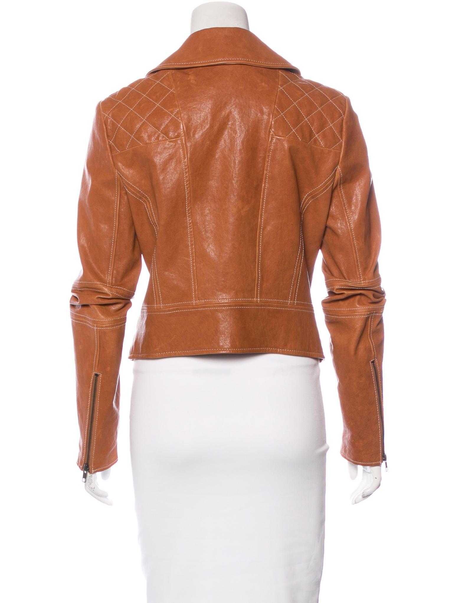 Adam savage leather jacket