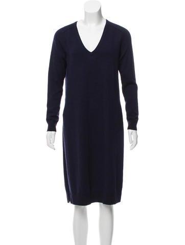 AYR Knee-Length Sweater Dress None