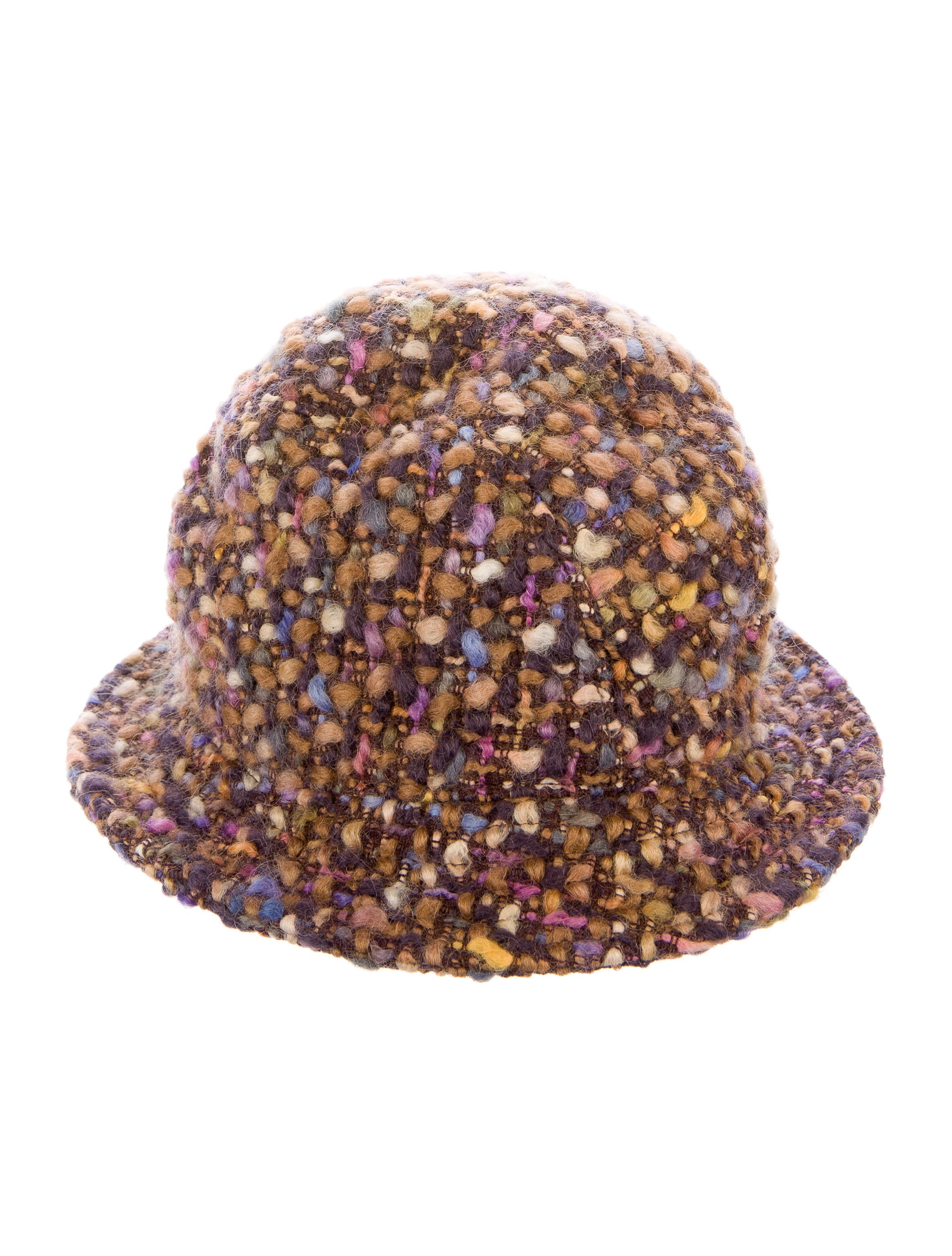dd801a0258bb8 Bogner Wool Bouclé Bucket Hat - Accessories - WB120148