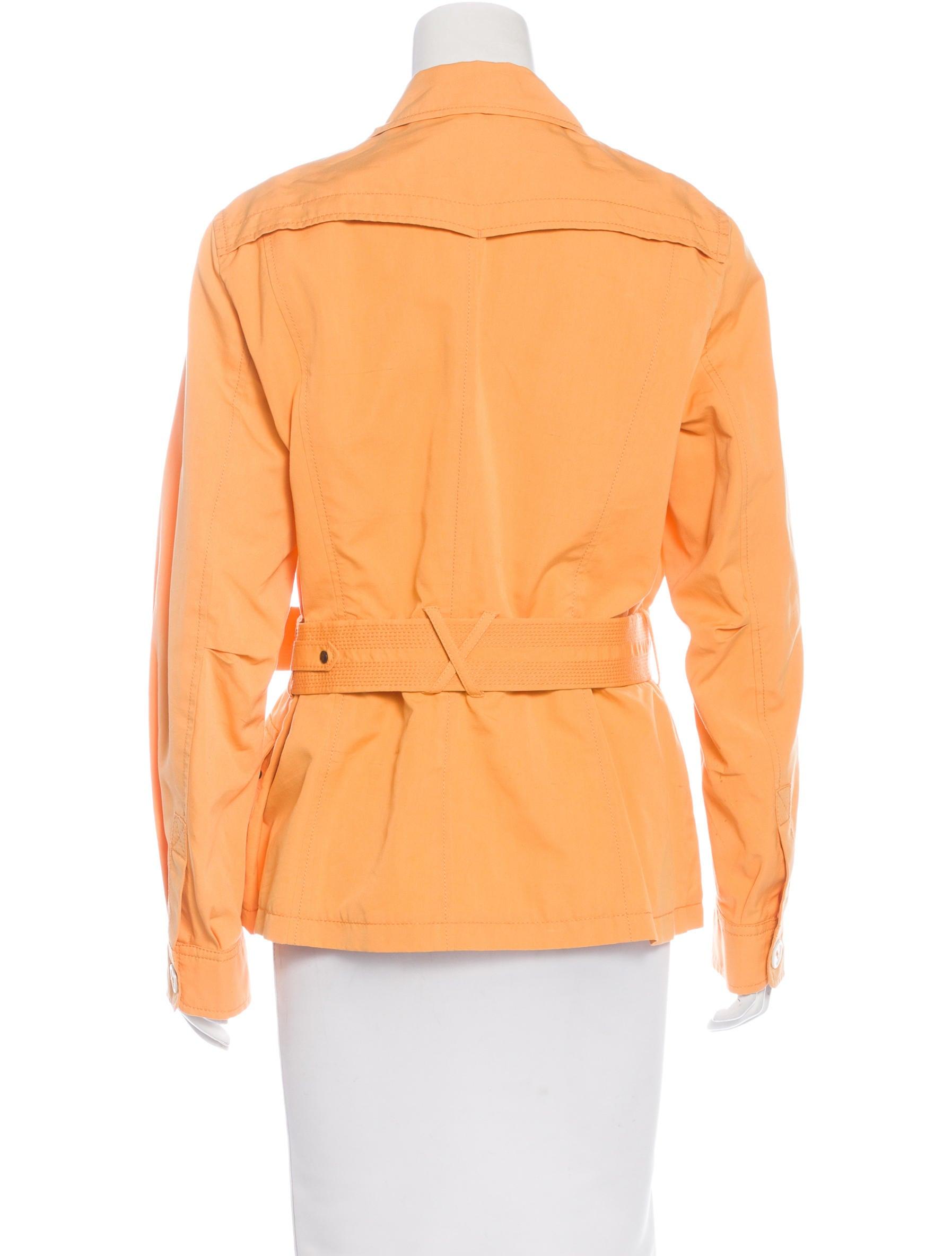 bogner belted safari jacket clothing wb120348 the