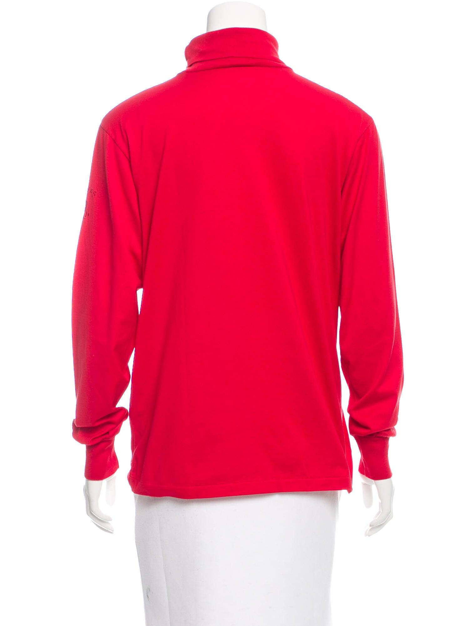 bogner sleeve turtleneck top clothing wb120396