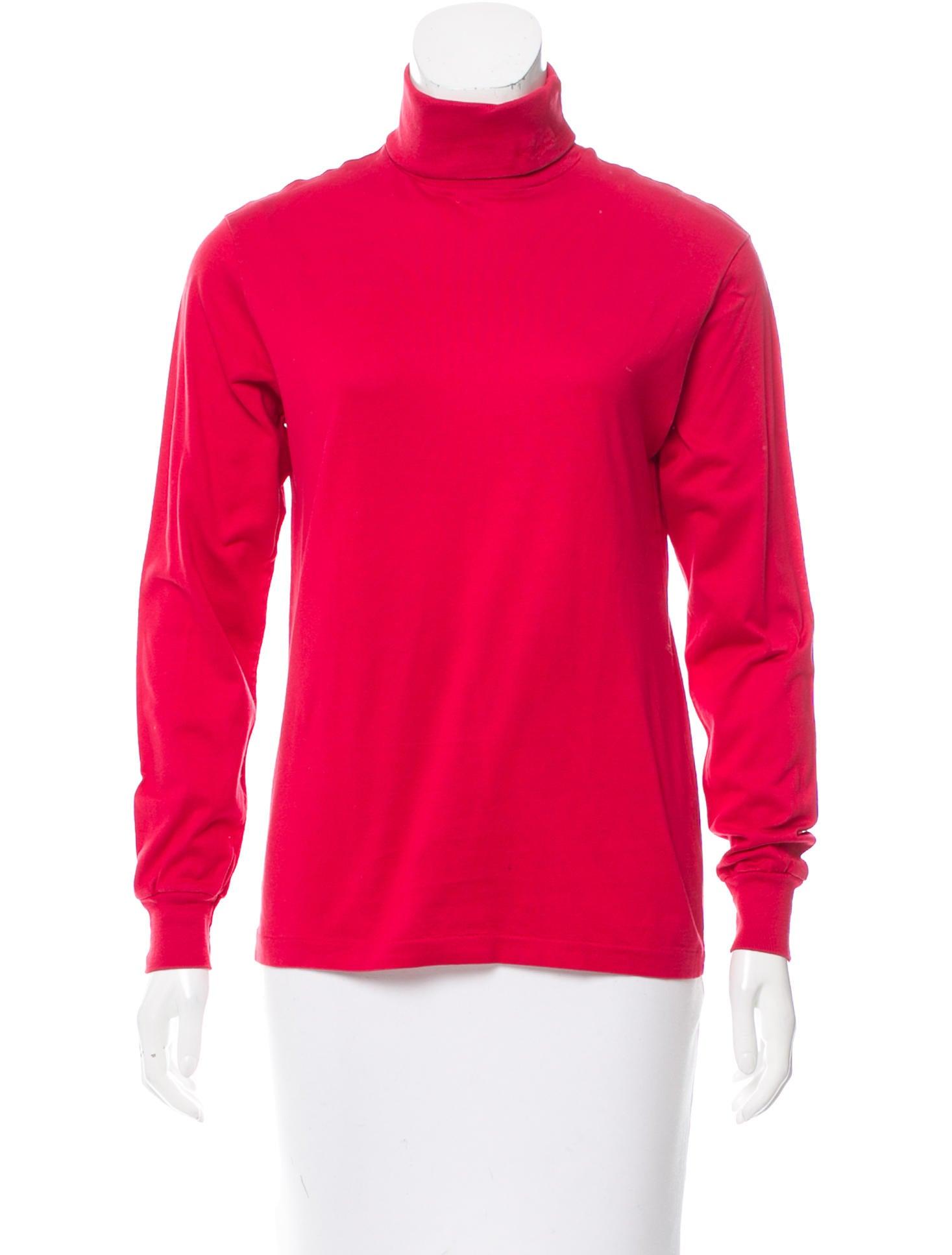 Bogner long sleeve turtleneck top clothing wb120398 for Long sleeve black turtleneck shirt