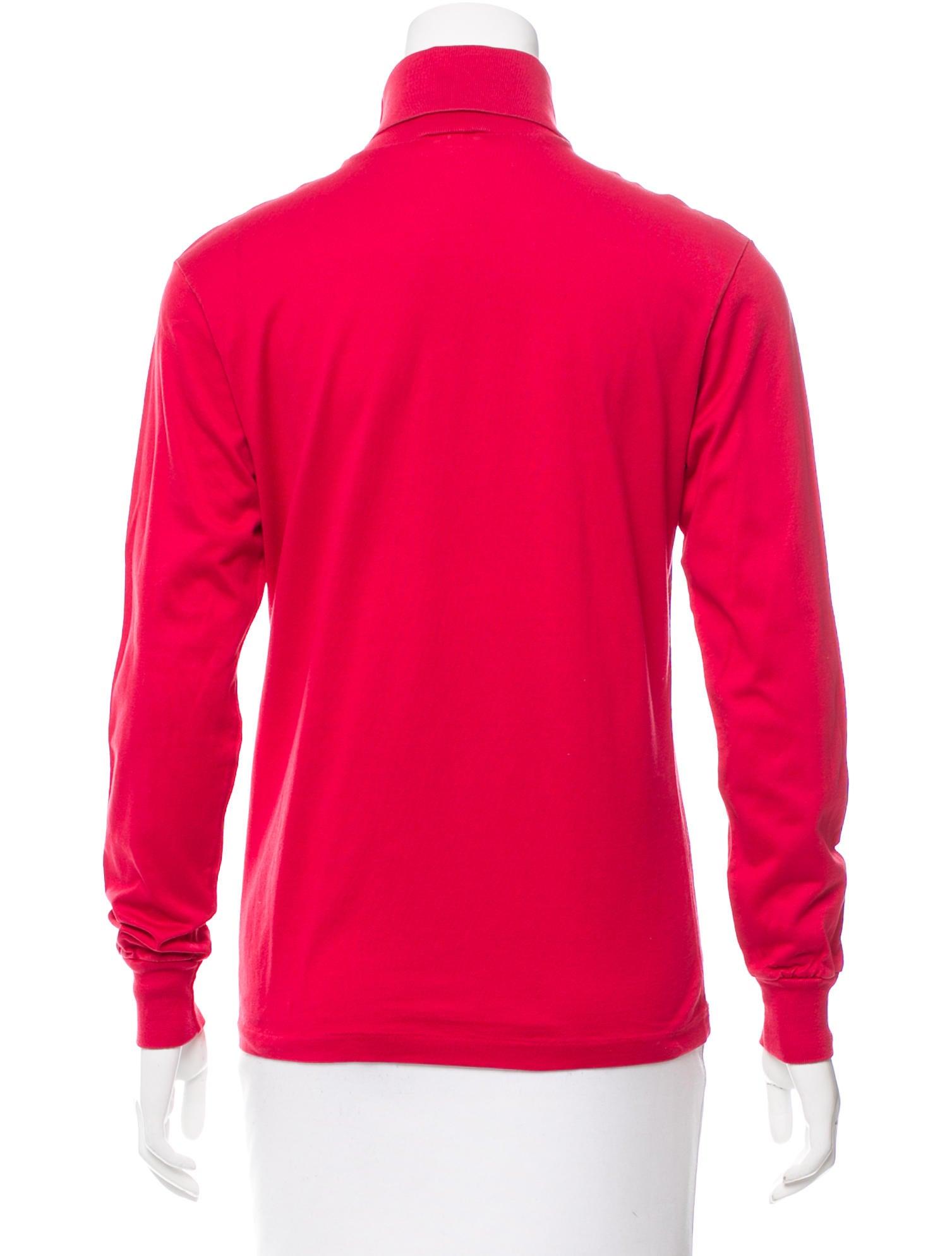 bogner sleeve turtleneck top clothing wb120398