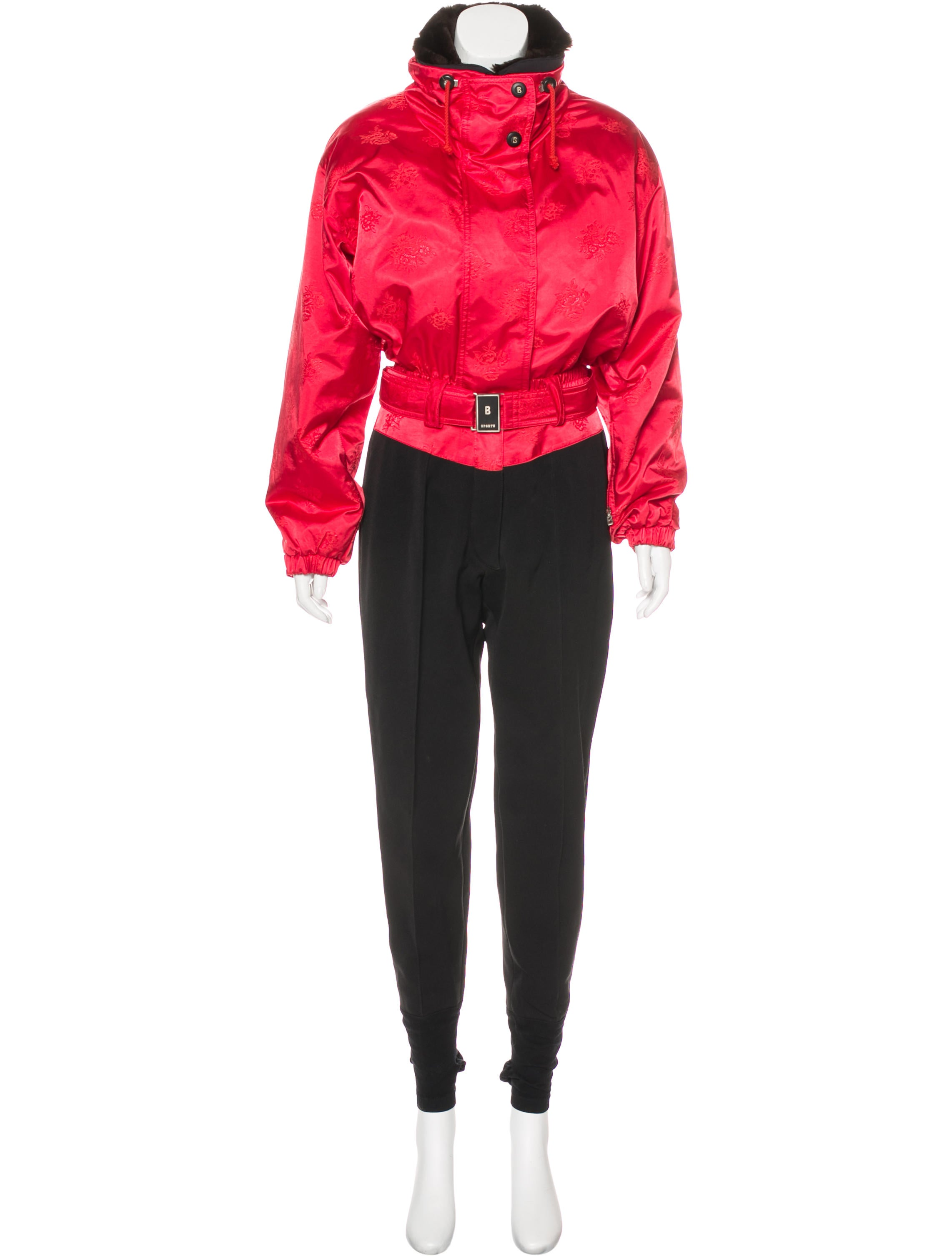 bogner jacquard ski jumpsuit clothing wb120815 the