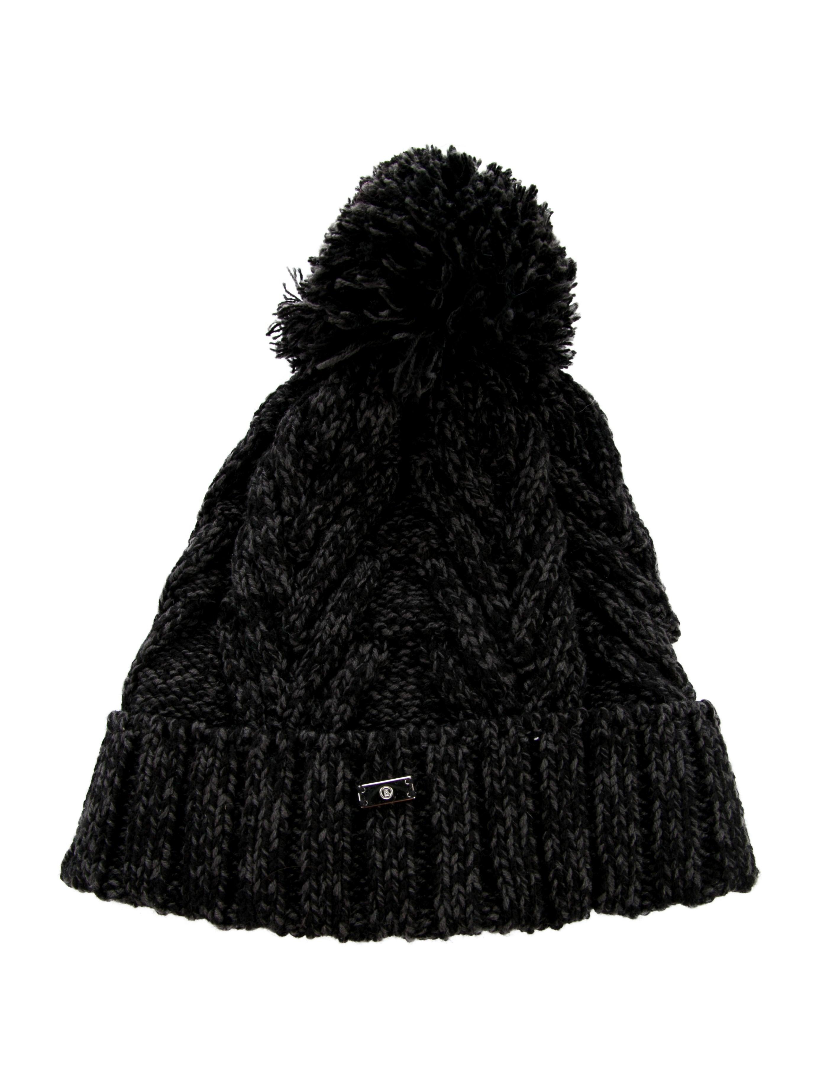 250af6753e3 Bogner Knit Pom-Pom Beanie w  Tags - Accessories - WB121840