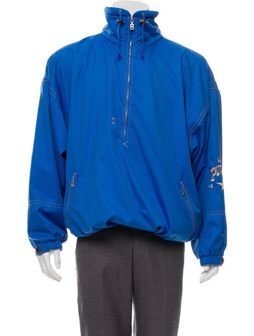 Bogner Polar Anorak blue