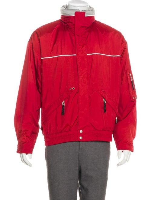 Bogner Padded Zip-Up Jacket terracotta