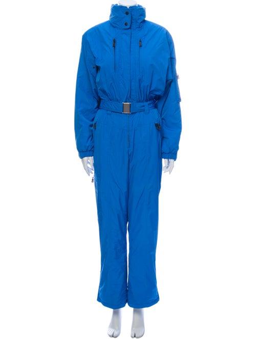 Bogner Turtleneck Jumpsuit Blue