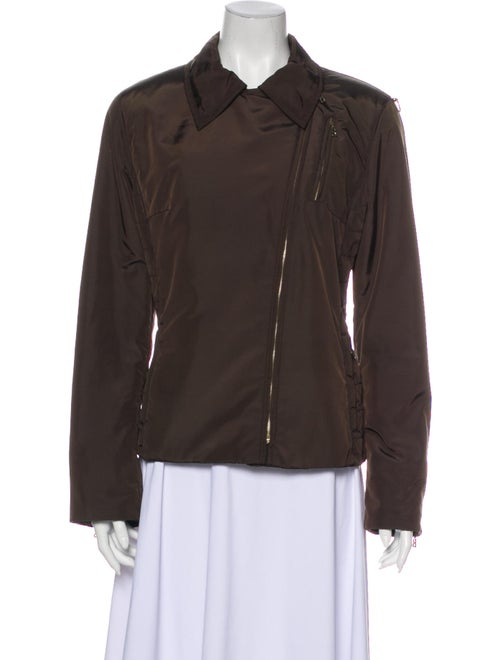 Bogner Biker Jacket Brown