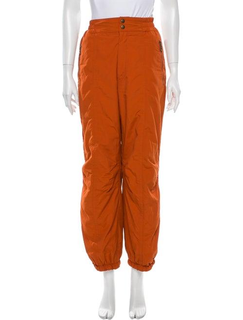 Bogner Ski Pants Orange