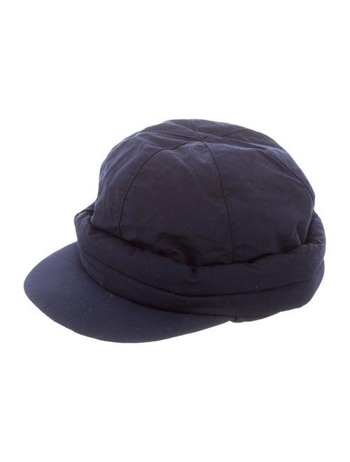 Bogner Nylon Baseball Cap Blue