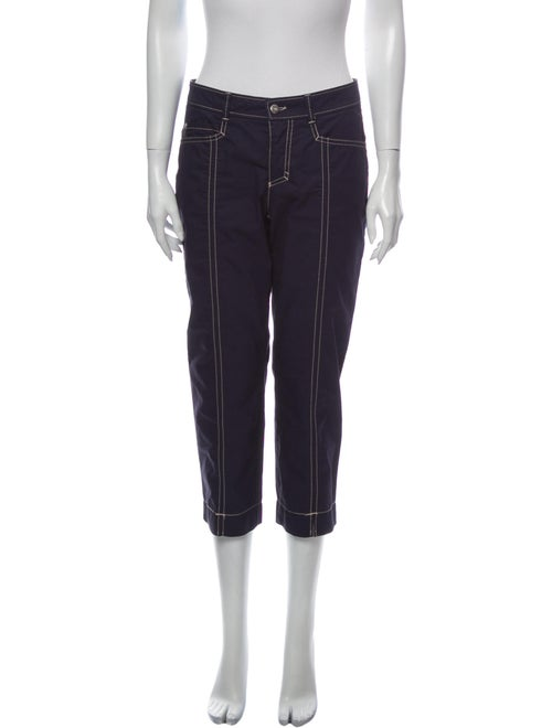 Bogner Straight Leg Pants Blue - image 1